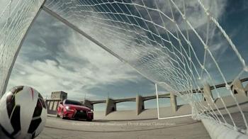 2016 Lexus IS F Sport TV Spot, 'Power' Featuring Clint Dempsey - Thumbnail 5