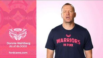 Ford Warriors in Pink TV Spot, 'Together' Featuring Donnie Wahlberg