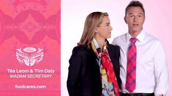 Ford Warriors in Pink TV Spot, 'Madam Secretary: No Secret' Feat. Téa Leoni