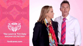 Ford Warriors in Pink TV Spot, 'Madam Secretary: No Secret' Feat. Téa Leoni