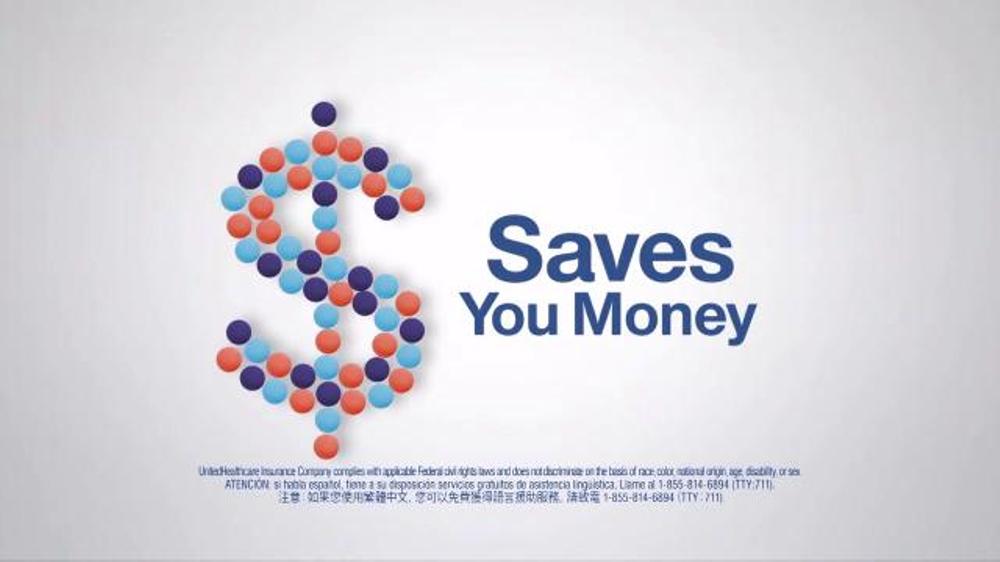 UnitedHealthcare MedicareRX Walgreens Plan TV Commercial, 'Save Money'