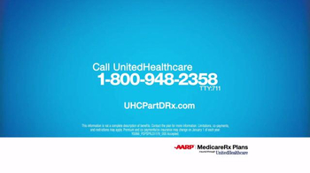 UnitedHealthcare MedicareRX Walgreens Plan TV Spot, 'Save Money' - Thumbnail 7