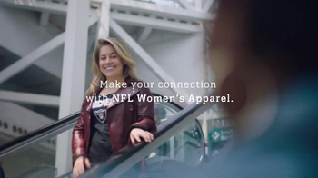 NFL Shop Women's Apparel TV Spot, 'Escalator' Song by CHAPPO