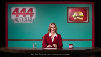 Wendy's 4 for $4 Meal TV Spot, 'Suizea mami' [Spanish]