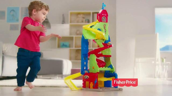 Little People Sit 'n Stand Skyway TV Spot, 'Little Racers' - 1768 commercial airings