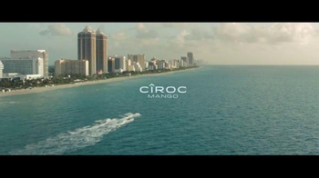 CÎROC Mango TV Spot, \'Khaled\'s Odyssey\' Feat. Sean \