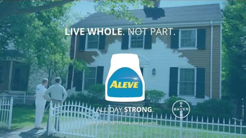 Aleve TV Spot, 'Painter' - Thumbnail 4