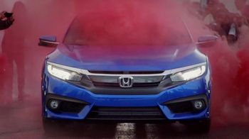 2017 Honda Civic Coupe TV Spot, 'Another Milestone' Song by Christon Gray [T1] - 29 commercial airings