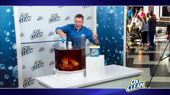 OxiClean Versatile Stain Remover TV Spot, 'Stain Is Gone'