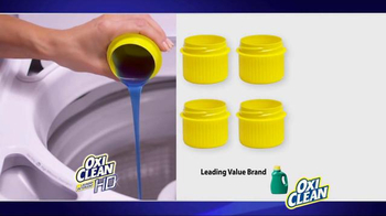 OxiClean Versatile Stain Remover TV Spot, 'Stain Is Gone' - Thumbnail 10