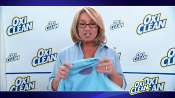 OxiClean Versatile Stain Remover TV Spot, 'Stain Is Gone' - Thumbnail 3