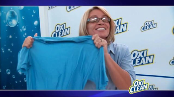 OxiClean Versatile Stain Remover TV Spot, 'Stain Is Gone' - Thumbnail 4