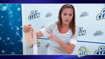 OxiClean Versatile Stain Remover TV Spot, 'Stain Is Gone' - Thumbnail 5