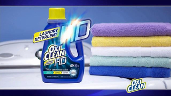OxiClean Versatile Stain Remover TV Spot, 'Stain Is Gone' - Thumbnail 9