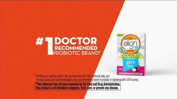Align Jr. Probiotic Chewables TV Spot, 'Yellow Belt Kind of Day' - Thumbnail 7