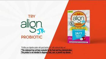 Align Jr. Probiotic Chewables TV Spot, 'Yellow Belt Kind of Day' - Thumbnail 2