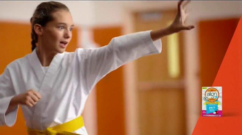 Align Jr. Probiotic Chewables TV Spot, 'Yellow Belt Kind of Day' - 6100 commercial airings