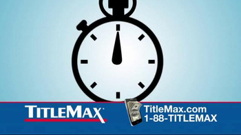 TitleMax TV Spot, 'Car & Title' - Thumbnail 2