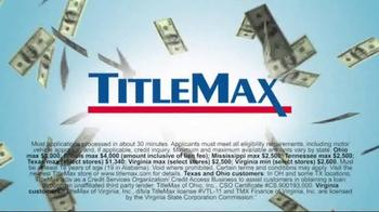 TitleMax TV Spot, 'Car & Title' - Thumbnail 4