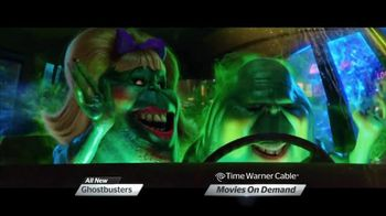 Time Warner Cable On Demand TV Spot, 'Ghostbusters'