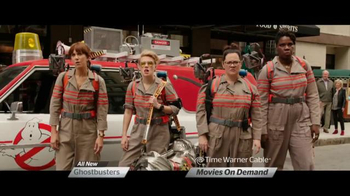 Time Warner Cable On Demand TV Spot, 'Ghostbusters' - Thumbnail 2