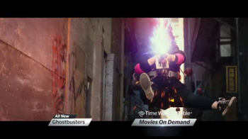 Time Warner Cable On Demand TV Spot, 'Ghostbusters' - Thumbnail 4