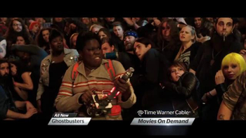 Time Warner Cable On Demand TV Spot, 'Ghostbusters' - Thumbnail 6