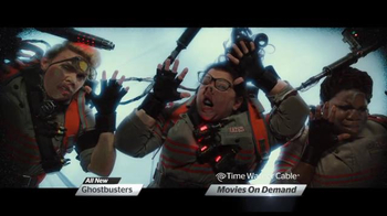 Time Warner Cable On Demand TV Spot, 'Ghostbusters' - Thumbnail 7