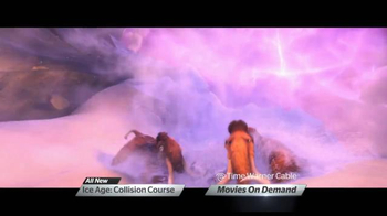 Time Warner Cable On Demand TV Spot, 'Ice Age: Collision Course' - Thumbnail 6