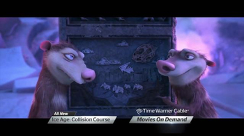 Time Warner Cable On Demand TV Spot, 'Ice Age: Collision Course' - Thumbnail 7