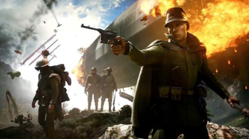 Battlefield 1 TV Spot, 'War in Action' Song by The White Stripes - Thumbnail 4