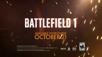 Battlefield 1 TV Spot, 'War in Action' Song by The White Stripes - Thumbnail 5