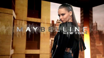 Maybelline New York Brow Precise Fiber Volumizer TV Spot, 'Precisely' - Thumbnail 3