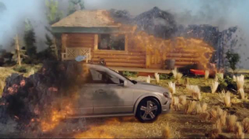 Smokey Bear Campaign TV Spot, 'Parking Over Tall Dry Grass' - Thumbnail 3