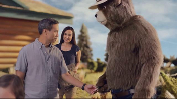 Smokey Bear Campaign TV Spot, 'Parking Over Tall Dry Grass' - Thumbnail 6