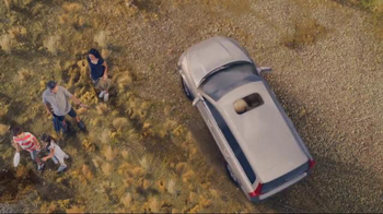 Smokey Bear Campaign TV Spot, 'Parking Over Tall Dry Grass' - Thumbnail 7