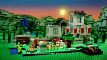 LEGO Minecraft The Nether Fortress TV Spot, 'The Fortress'