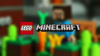 LEGO Minecraft The Nether Fortress TV Spot, 'The Fortress' - Thumbnail 1