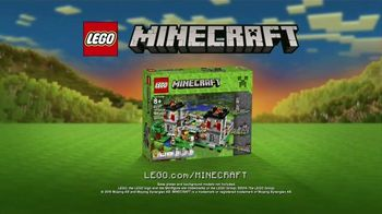 LEGO Minecraft The Nether Fortress TV Spot, 'The Fortress' - Thumbnail 10
