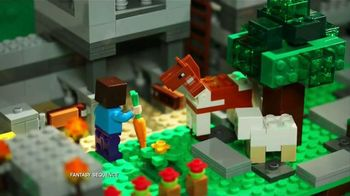LEGO Minecraft The Nether Fortress TV Spot, 'The Fortress' - Thumbnail 2