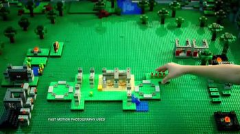 LEGO Minecraft The Nether Fortress TV Spot, 'The Fortress' - Thumbnail 4