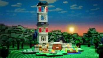LEGO Minecraft The Nether Fortress TV Spot, 'The Fortress' - Thumbnail 5