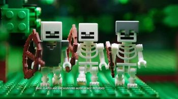 LEGO Minecraft The Nether Fortress TV Spot, 'The Fortress' - Thumbnail 6