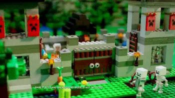 LEGO Minecraft The Nether Fortress TV Spot, 'The Fortress' - Thumbnail 7