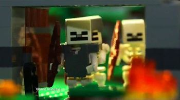 LEGO Minecraft The Nether Fortress TV Spot, 'The Fortress' - Thumbnail 8