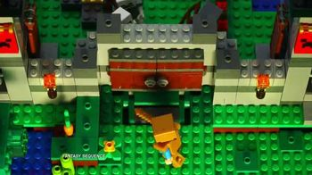 LEGO Minecraft The Nether Fortress TV Spot, 'The Fortress' - Thumbnail 9