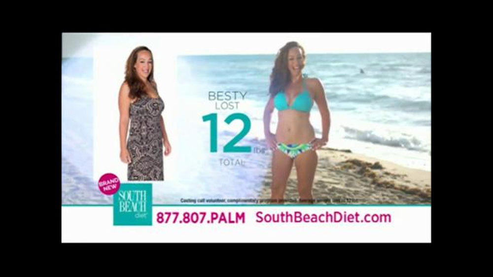 South Beach Diet TV Commercial, 'Maintain'