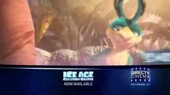 DIRECTV Cinema TV Spot, 'Ice Age: Collision Course' - Thumbnail 4