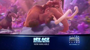 DIRECTV Cinema TV Spot, 'Ice Age: Collision Course' - Thumbnail 6