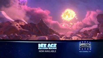 DIRECTV Cinema TV Spot, 'Ice Age: Collision Course' - Thumbnail 7